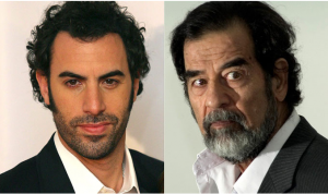 Sacha Baron Cohen starts in the Dictator